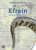 libro El Otro Efran / The Other Ephraim