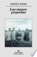 libro Las Manos Pequeñas