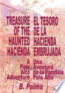 libro Treasure Of The Haunted Hacienda