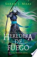 libro Trono De Cristal #3. Heredera Del Fuego / Heir Of Fire #3