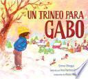libro Un Trineo Para Gabo (a Sled For Gabo)