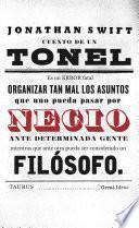 libro Cuento De Un Tonel (great Ideas 36)