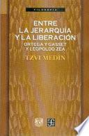 libro Entre La Jerarquía Y La Liberación