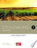libro Ética Y Valores 1 Dgb