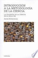 libro Introducción A La Metodología De La Ciencia