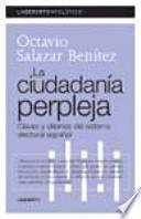 libro La Ciudadania Perpleja