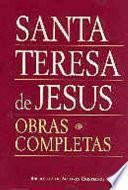 libro Obras Completas De Santa Teresa De Jesús