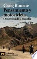 libro Pensamiento Y Motocicleta