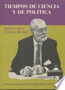 libro Tiempos De Ciencia Y De Política