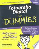 libro Fotografia Digital Para Dummies