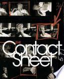 libro The Contact Sheet