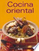 libro Cocina Oriental