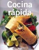 libro Cocina Rapida