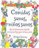 libro Comidas Sanas, Niños Sanos