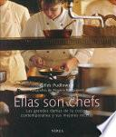 libro Ellas Son Chefs
