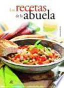libro Las Recetas De La Abuela