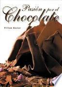 libro Pasion Por El Chocolate