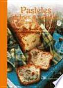 libro Pasteles Dulces Y Salados