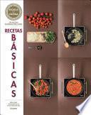 libro Recetas Basicas / Basic Recipes