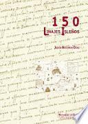 libro 150 Linajes IsleÑos