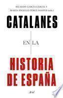 libro Catalanes En La Historia De España