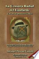 libro Censura Radial Del Lunfardo