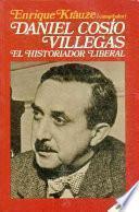 libro Daniel Cosío Villegas