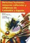 libro Derechos Humanos, Minorías Culturales Y Religiosas En Colombia Y España