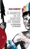 libro El Amanecer De Los Derechos Del Hombre