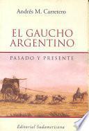 libro El Gaucho Argentino