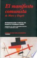 libro El Manifiesto Comunista De Karl Marx Y Friedrich Engels