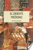 libro El Oriente Próximo