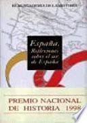 libro España.