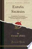 libro España Sagrada, Vol. 24