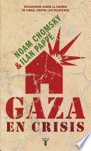 libro Gaza En Crisis