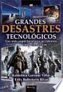 libro Grandes Desastres Tecnológicos