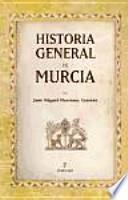 libro Historia General De Murcia