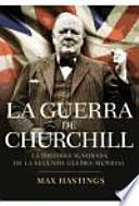 libro La Guerra De Churchill
