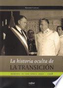 libro La Historia Oculta De La Transición