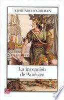 libro La Invención De América