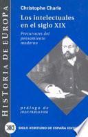 libro Los Intelectuales En El Siglo Xix