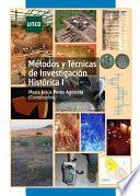 libro MÉtodos Y TÉcnicas De InvestigaciÓn HistÓrica I