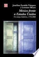 libro México Frente A Estados Unidos