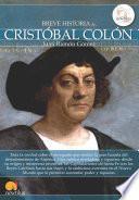 libro Breve Historia De Cristóbal Colón