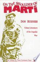 libro On The Shoulder Of Martí