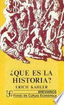 libro Qué Es La Historia?