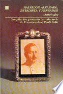 libro Salvador Alvarado, Estadista Y Pensador