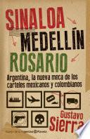 libro Sinaloa. Medellin. Rosario