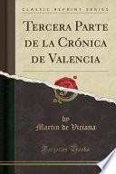 libro Spa Tercera Parte De La Cronic