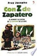 libro Con Z De Zapatero